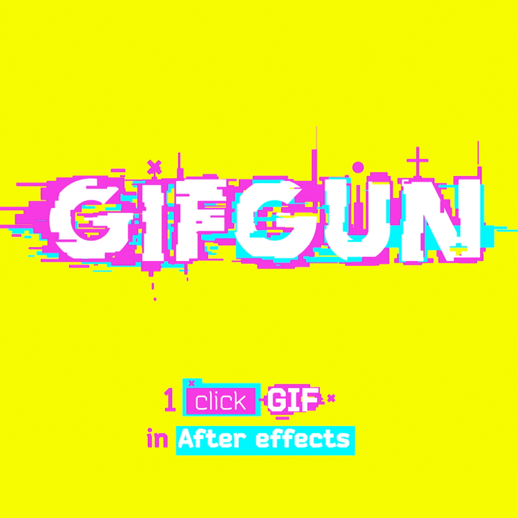 After Effects Export GIF