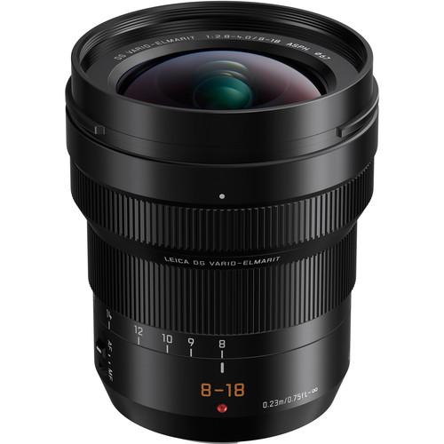 Panasonic LUMIX 8-18mm best lens for blackmagic studio camera